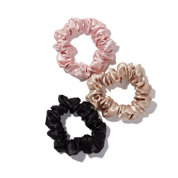 Slip Silk Scrunchies  - Large