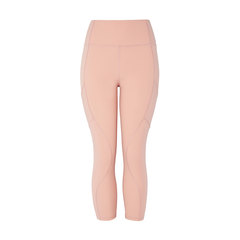 Seamed Crop Legging