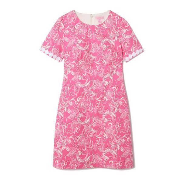 goop x Lilly Pulitzer Gwyneth Stretch Shift Dress