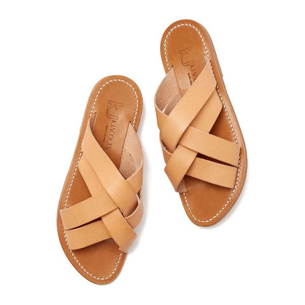 K Jacques Tortelo Sandals