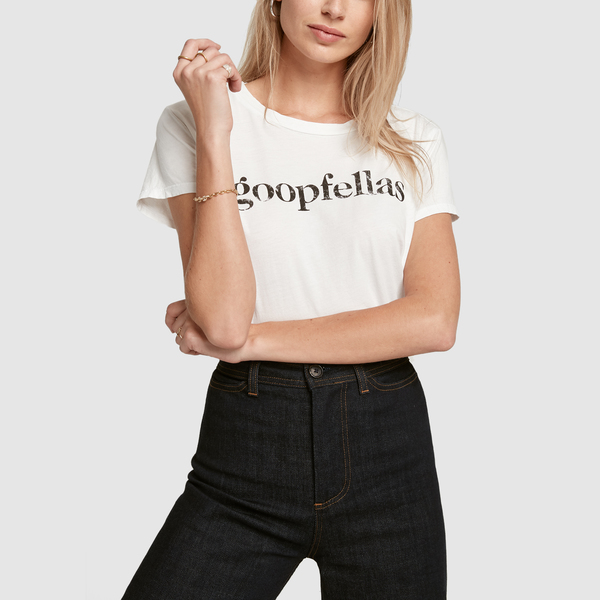 MOTHER GOOPFELLAS Boxy Goodie Goodie Tee