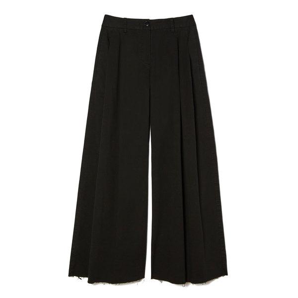 Nili Lotan Libson Black Pants