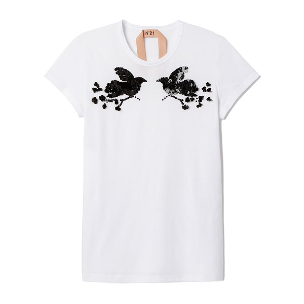No. 21 Bird T-Shirt