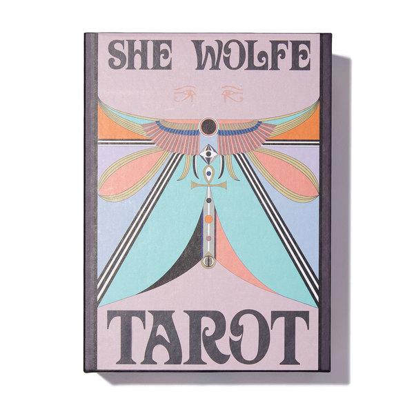 Serpentfire She Wolfe Tarot