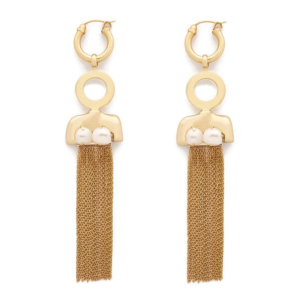 Ellery Barbosa Large Torso Earrings
