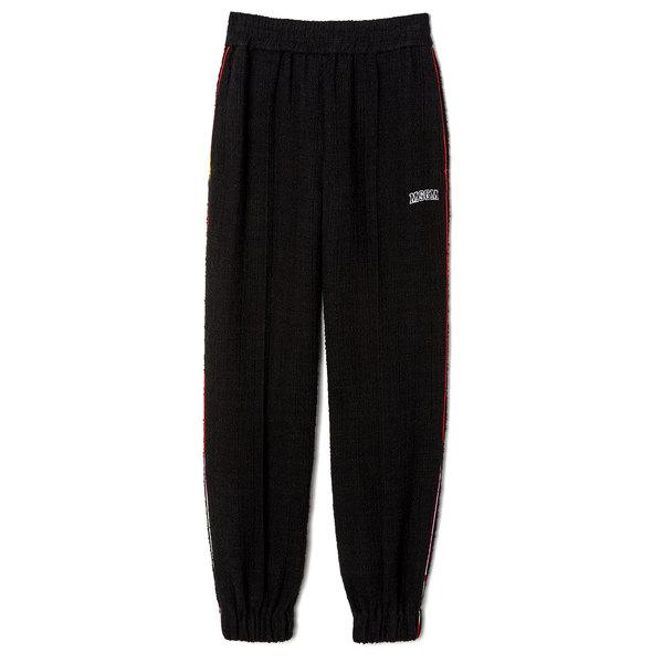 MSGM Tweed Trousers