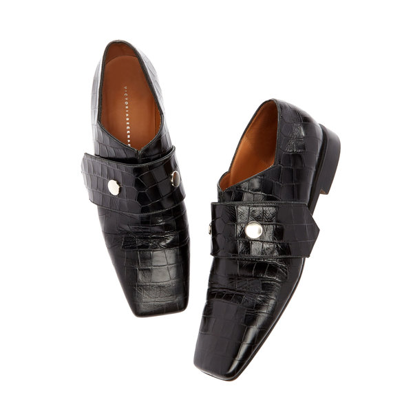 Victoria Beckham Men's Shoe Loafers