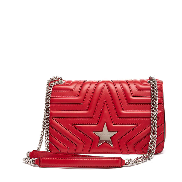 Stella McCartney Medium Stella Star Shoulder Bag