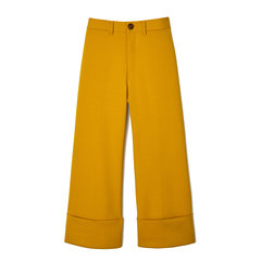 Wool Tradition Classic Cuffed Pants