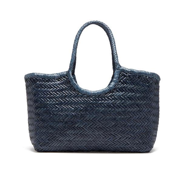 Dragon Diffusion Nantucket Leather Basket Bag