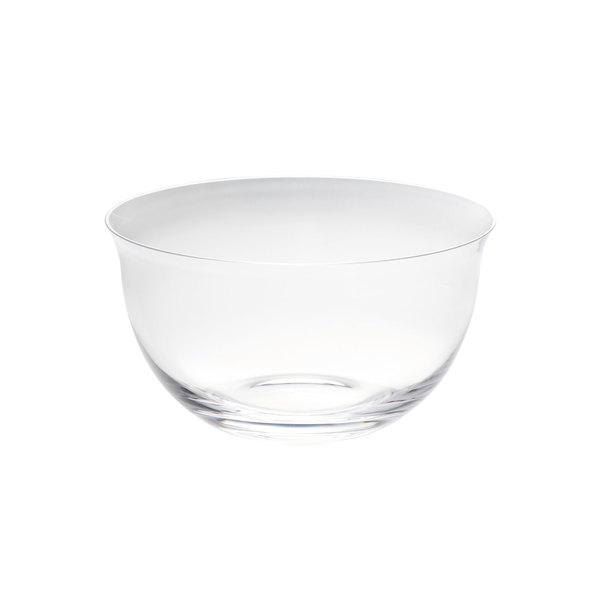 goop x CB2 Wilton Large Glass Bowl