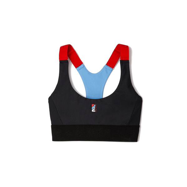 P.E. Nation The Forecourt Crop Top