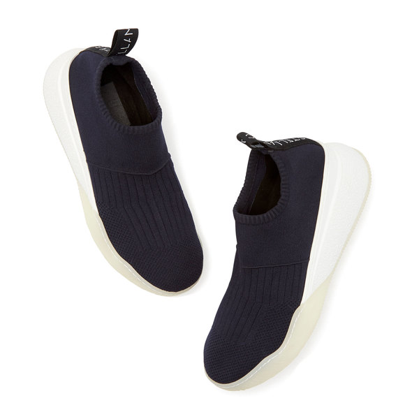 Stella McCartney Slip-On Sock Sneakers