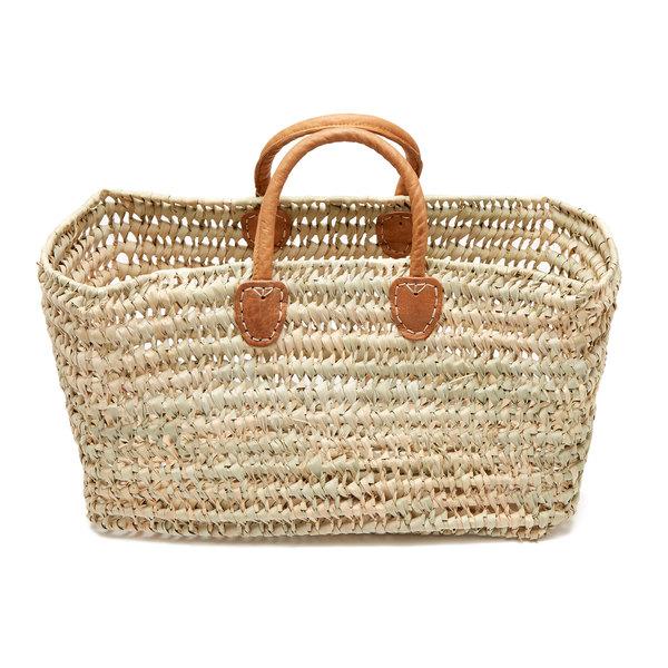 Medina Mercantile  Simple Open Weave Basket