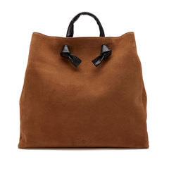 Panettone Suede Tote