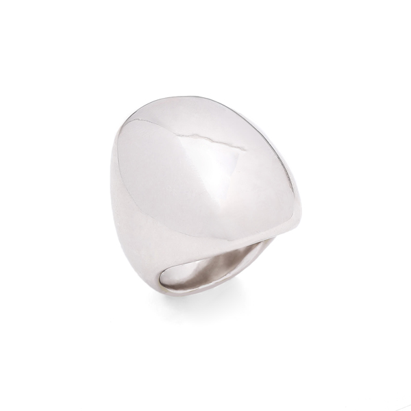 Jennifer Fisher Silver-Plated Globe Ring
