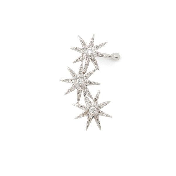 Colette Jewelry Constellation Diamond Ear Cuff