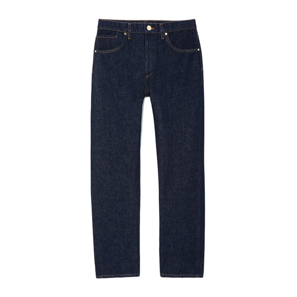 Goldsign The Benefit Straight-Leg Jeans