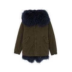 Mongolia Fur Parka