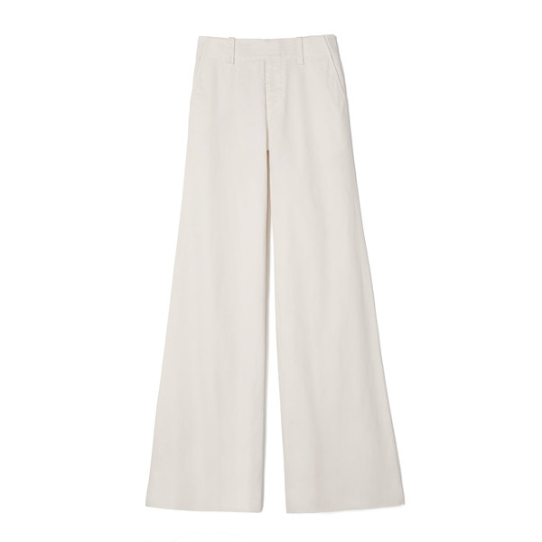 Nili Lotan Irene Stretch-Cotton Pants