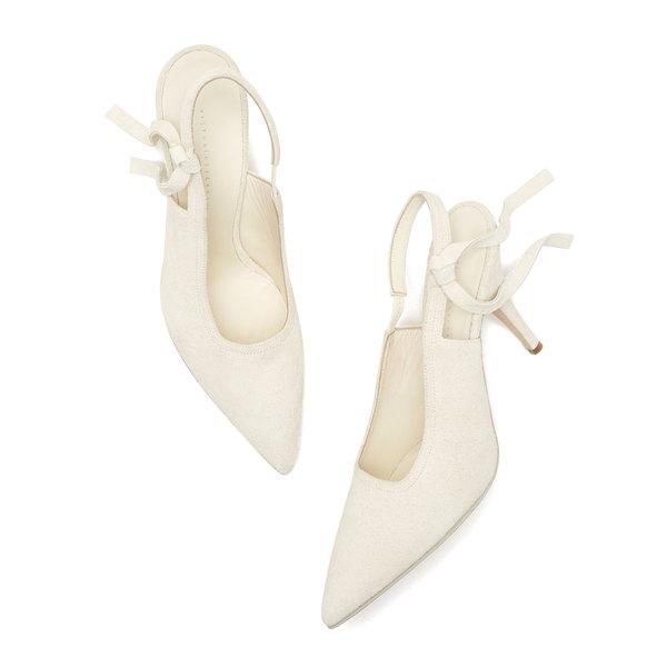Victoria Beckham Dorothy Slingback Heels