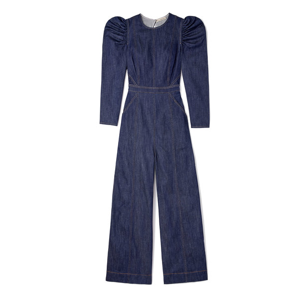 Ulla Johnson Dawn Denim Jumpsuit