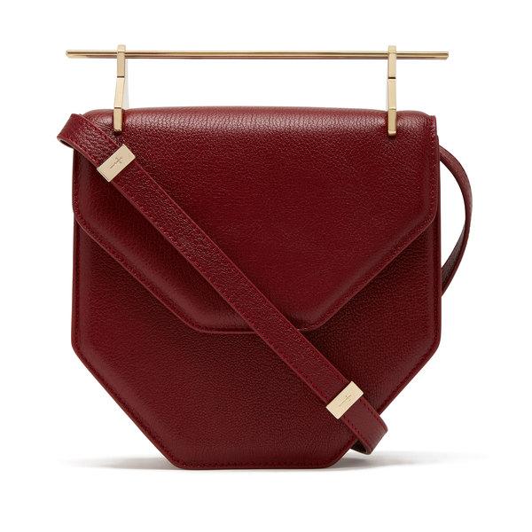 M2MALLETIER Amor Fati Leather Bag