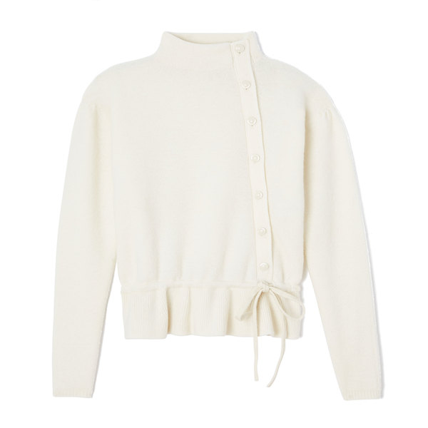 Lemaire Asymmetrical Sweater