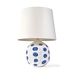 Corfu Ceramic Stoneware Lamp