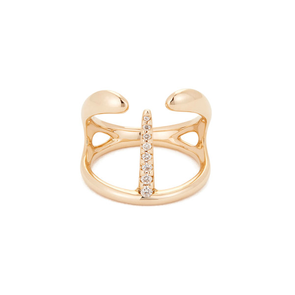 Hirotaka Manta Spine Ring