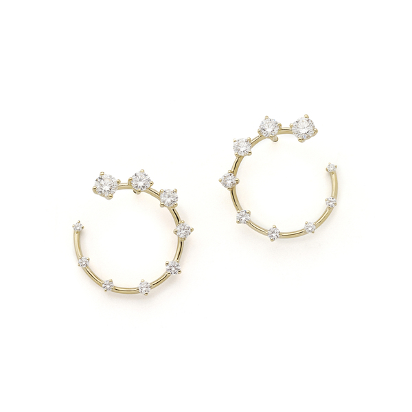 Fernando Jorge Circle Small Earrings
