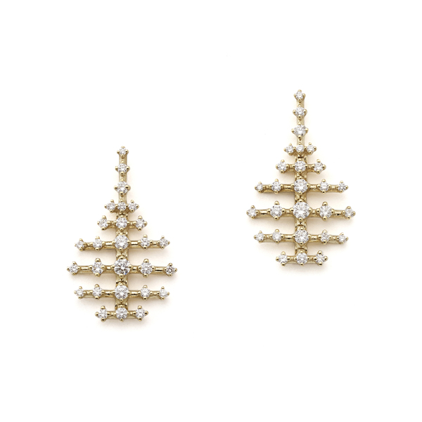 Fernando Jorge Disco Mini Earrings