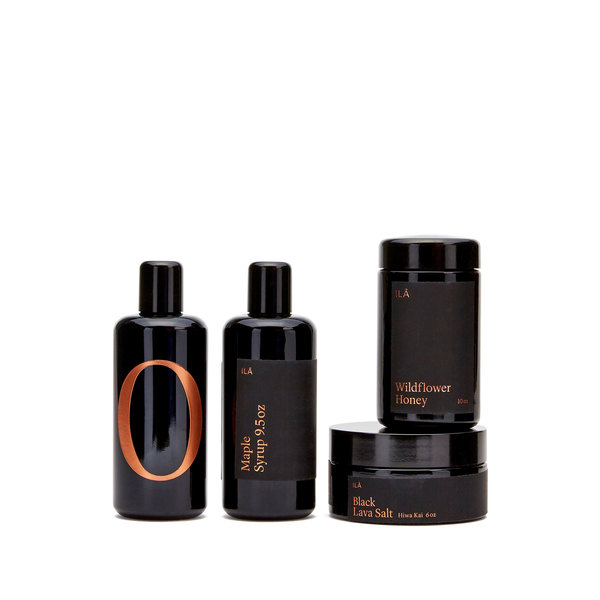 ILĀ Black Gift Set