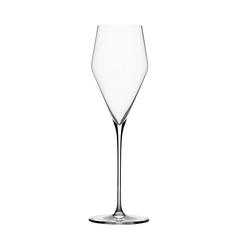 Hand-Blown Champagne Glass