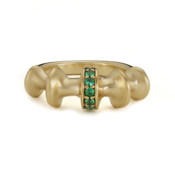 Vram Chrona Band Ring