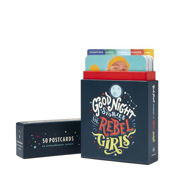 Penguin Random House Goodnight Stories for Rebel Girls