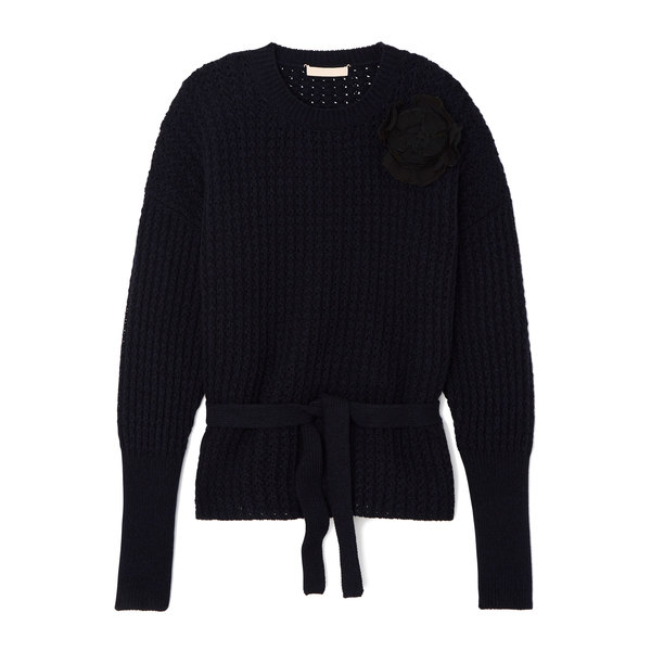 Brock Collection Kaori Knit Wool-Cashmere Sweater