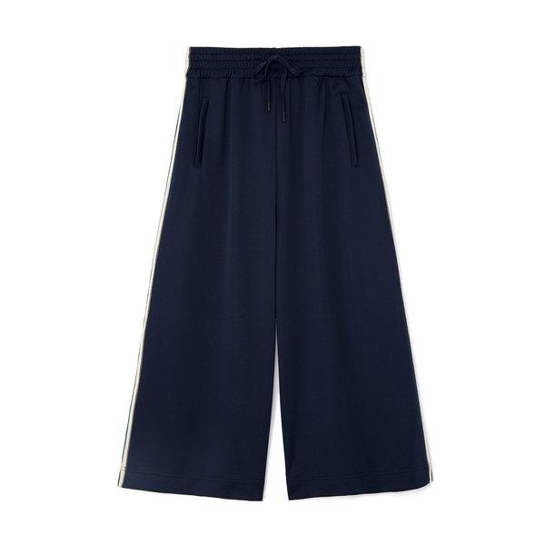 G. Sport Wide-Leg Track Pants