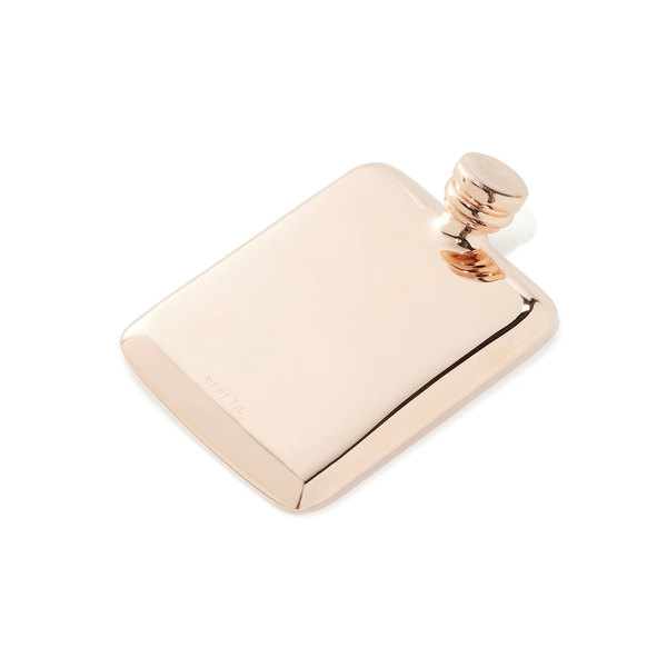 HERETIC goop-Exclusive 18k Rose Gold Fragrance Flask