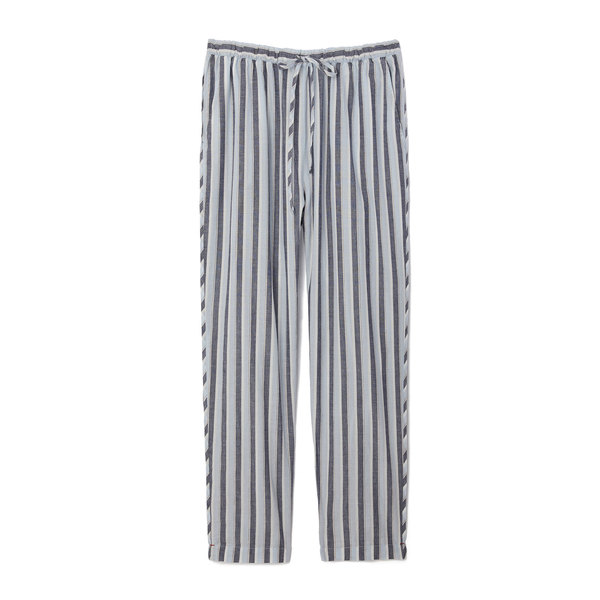 Xirena Everton Striped Cotton Kalvyn Pant