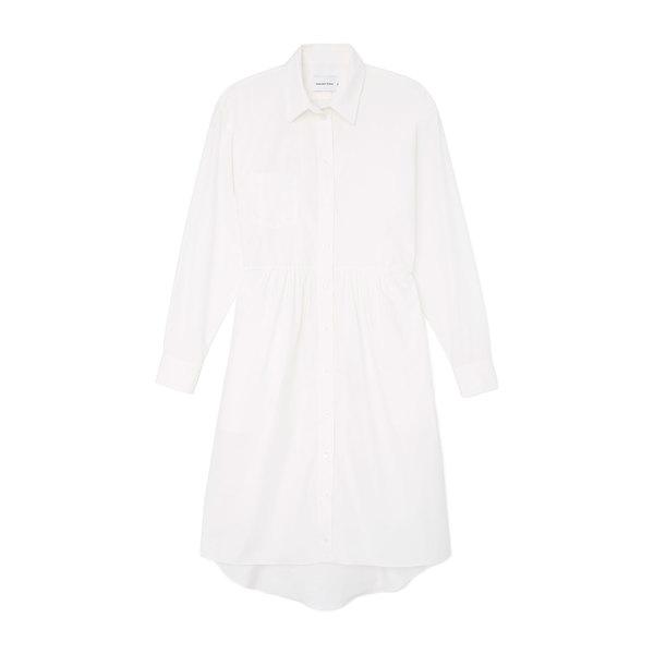 Fabiana Pigna Lottie Linen Shirtdress