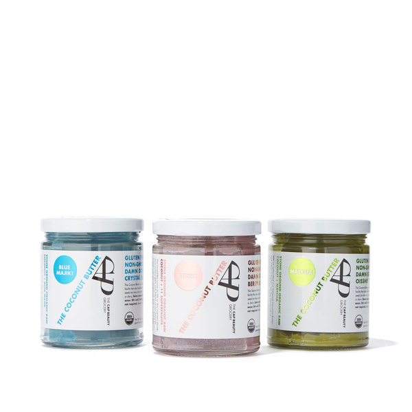 CAP Beauty The Threesome - Coconut Butter Set