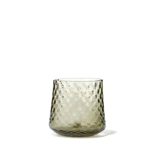 DeCicio Glass Handblown Whiskey Glass