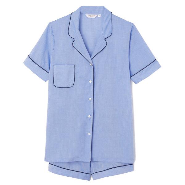 Derek Rose Shortie Pajamas