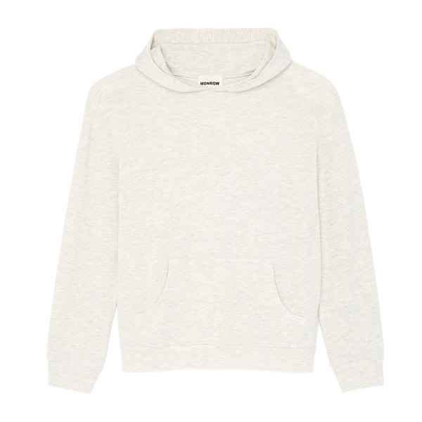 Monrow Men's Supersoft Pullover Hoody