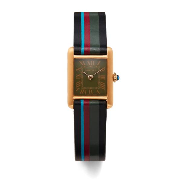 La Californienne Small Cartier Tank Watch