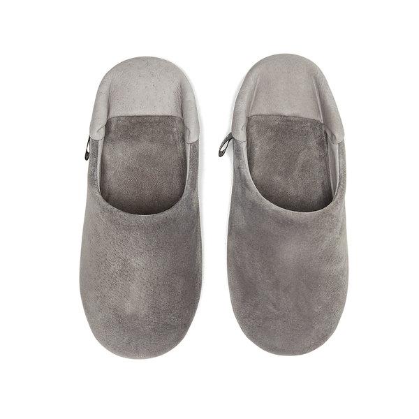 Morihata Washable Leather Room Shoes (Unisex)