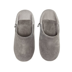 Washable Leather Room Shoes Slippers (Unisex)