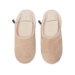 Washable Leather Room Shoes Slippers