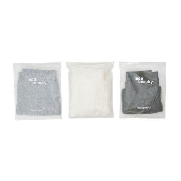 goop x Nice Laundry goop-Exclusive Essential 3-Pack